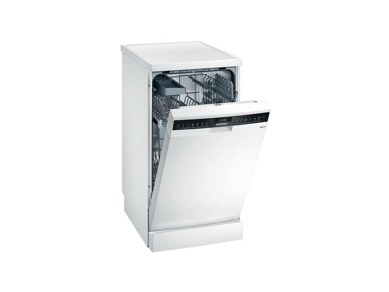 Lave-vaisselle 45cm 9c 46db a+ pose-libre blanc - sr23hw48ke sr23hw48ke