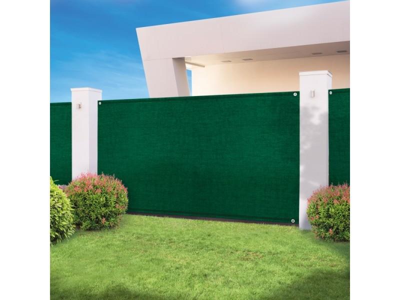 Brise Vue Haute Densite Vert 1 8 X 10 M 300 Gr M Qualite Pro