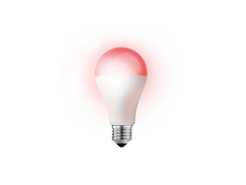 Ampoule bulle led connectée e27 45 w blanc et couleur variables hw1601 HW1601