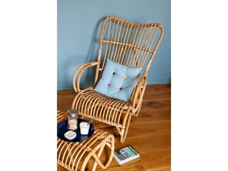 fauteuil en rotin marl ne vente de kok maison conforama. Black Bedroom Furniture Sets. Home Design Ideas