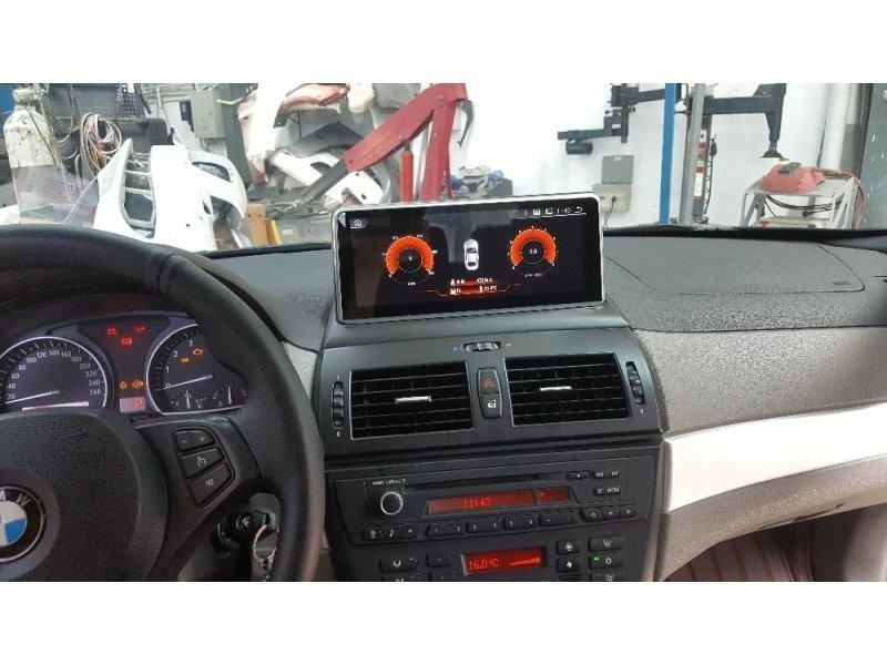 autoradio gps bmw x3 e83 de 2004 a 2010 android vente de autoradio et accessoires conforama. Black Bedroom Furniture Sets. Home Design Ideas