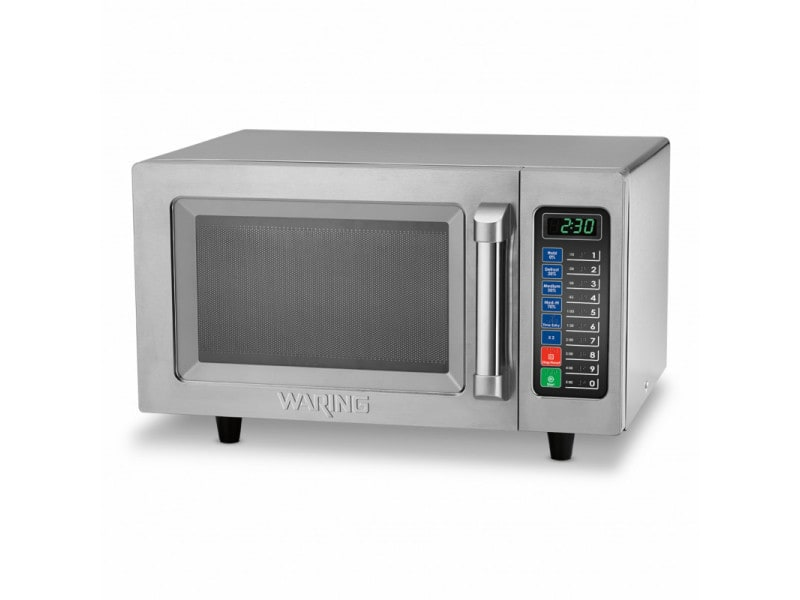 Four micro-ondes inox 25 l - 1kw - pujadas - 2500 cl