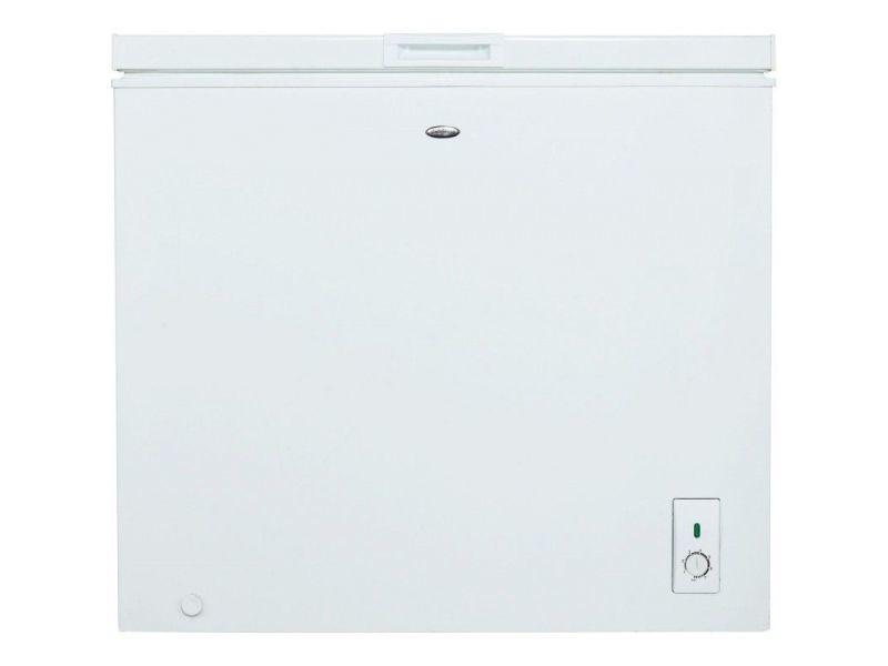 Congélateur coffre 91cm 200l a+ blanc - bd12001 bd12001
