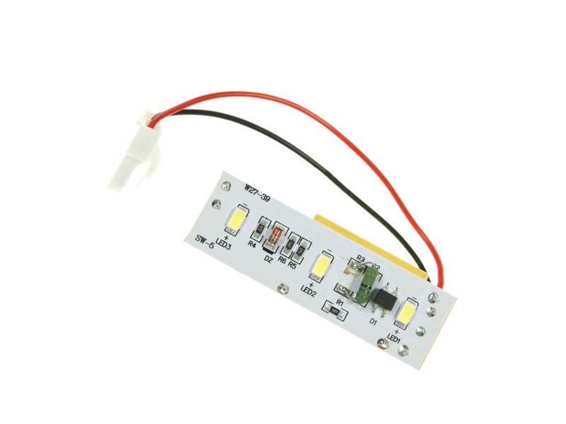 Platine électronique led réfrigérateur, congélateur candy 41041487