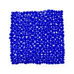 Tapis de douche paradise - bleu