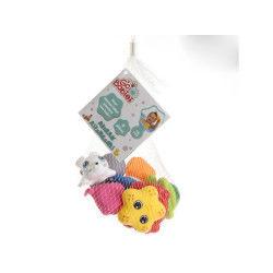 8 jouets de bain - animaux aspergeurs