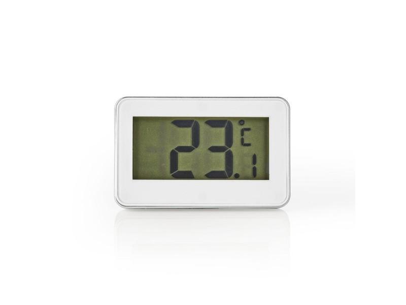 Thermomètre pour réfrigérateur | -20 - +50 °c | affichage numérique