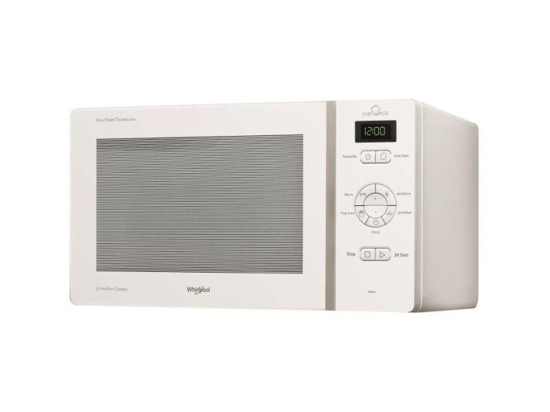 Micro-ondes solo 25l 800w blanc - mcp341wh WHI8003437860645