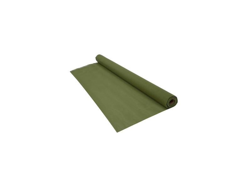 Brise vue renforcé 350 g/m² vert kaki - 1,5 x 5 mètres