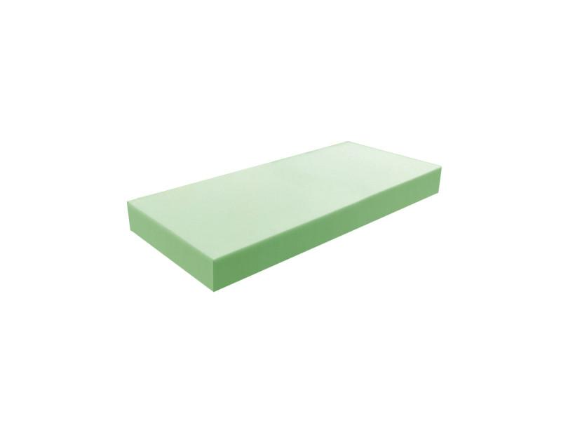 Matelas pour tous | plaque de mousse 35 kg/m³ ferme 60x120 cm | epaisseur 7 cm 3DE.PE.35F.7.0612