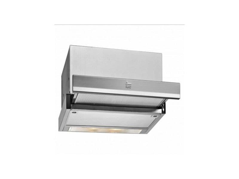 Hotte standard teka cnl6415 inox 60 cm 385 m3/h 64 db 110w acier inoxydable