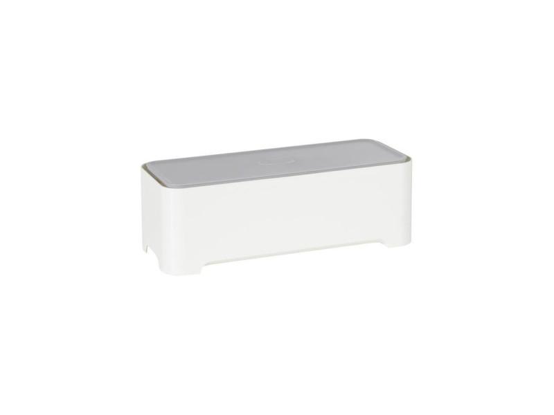 Allibert boite de rangement rectangulaire 37x15x13 cm