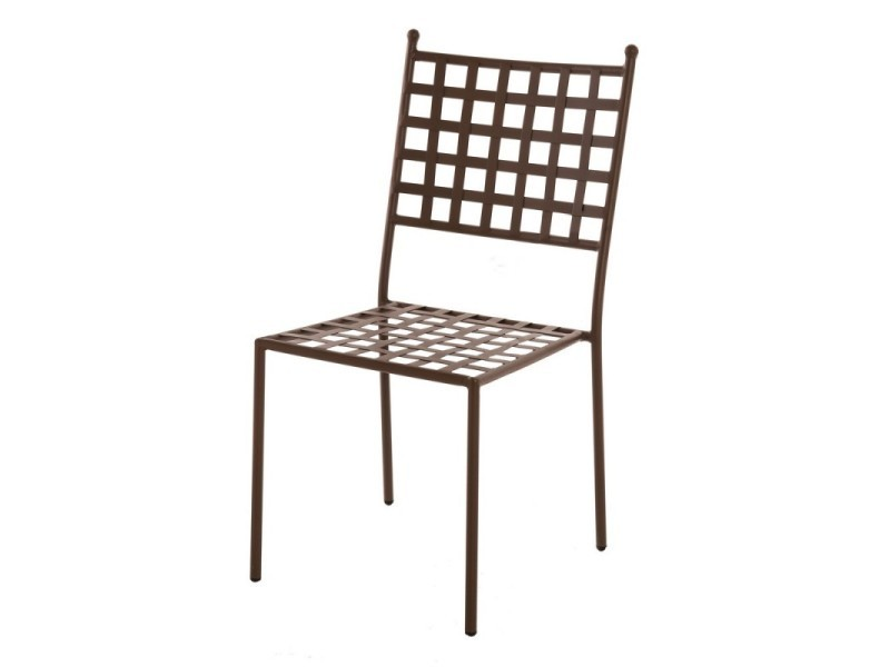 conforama table chaise fer forgé