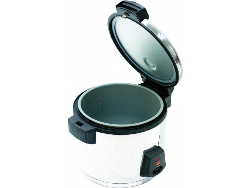 Cuiseur à riz professionnel 6 l - stalgast - 600 cl