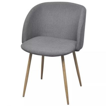 chaises contemporaines cuisine epony conforama