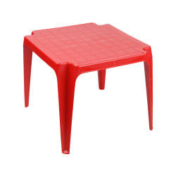Table empilable tavolo baby - rouge