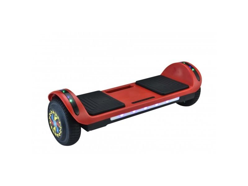 Hoverboard next 6.5 nouvelle génération - rouge