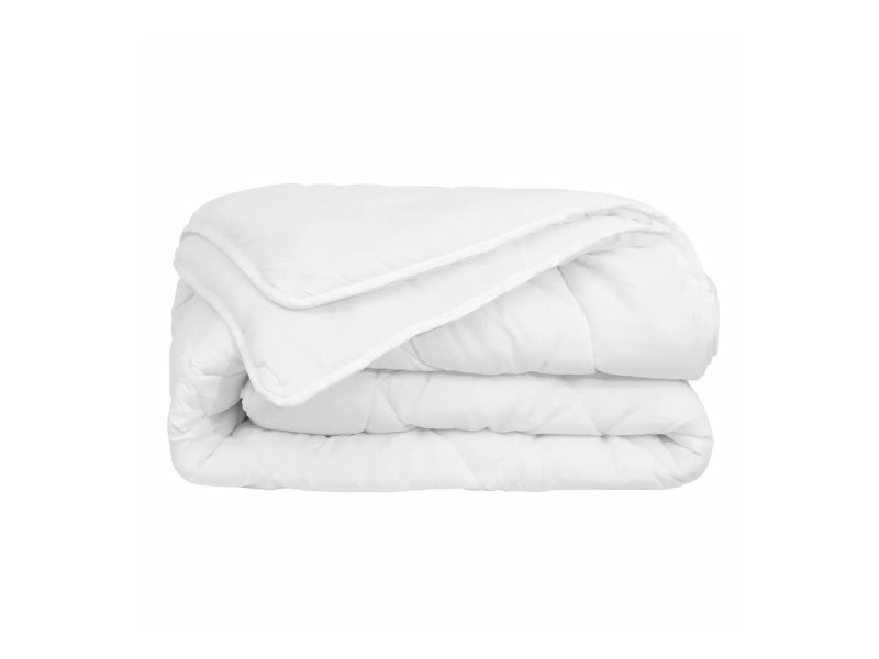 Couette blanche winter ultra chaude 140x200 cm 750 grs