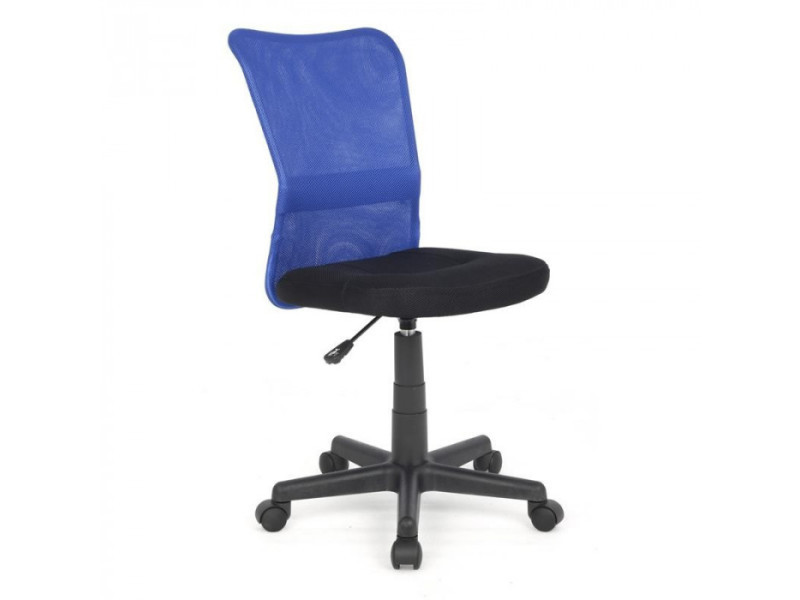 Chaise de bureau flo bleue noire vente de fauteuil de bureau