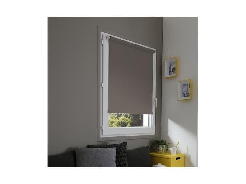 62 x 170cm l x h store enrouleur occultant sans percer argile vente de madeco conforama. Black Bedroom Furniture Sets. Home Design Ideas