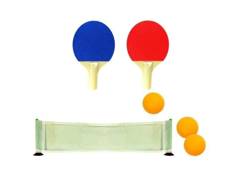 Pong mini set de ping-pong pour enfant avec raquettes, balles et filet