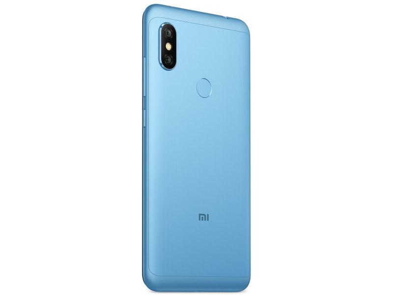 Xiaomi Redmi Note 6 Pro Bleu 3 Go 32 Go Redminote6pro32b Vente