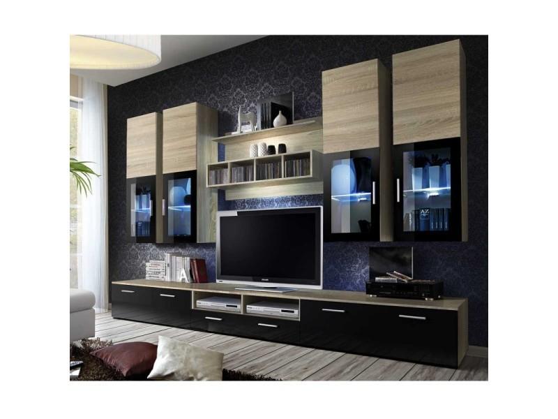 Paris prix - meuble tv mural design \