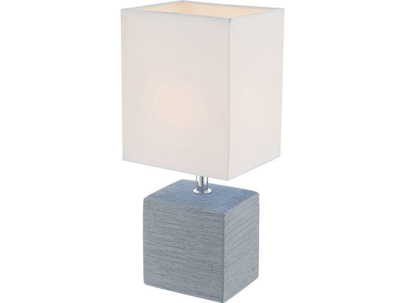 De Keria Poser Qmgszvup Lampe Céramique Grise Vente Geri Et Blanche En À u1lc3TFJK5