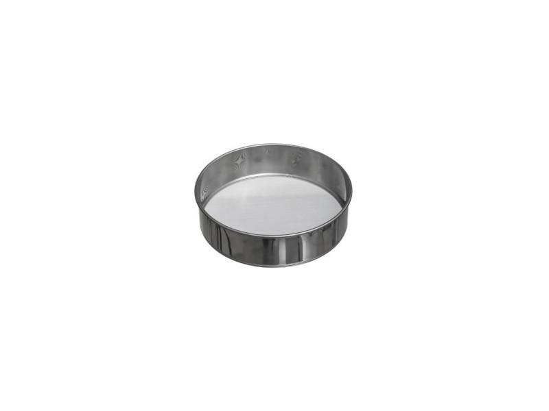 Tamis - d 21,5 x h 5,7 cm - inox
