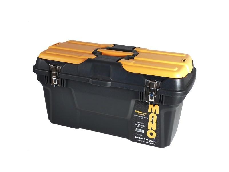 Boîte à outils vide 22\