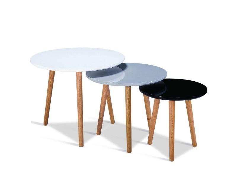tables gigones en bois ahora scandinave vente de table. Black Bedroom Furniture Sets. Home Design Ideas