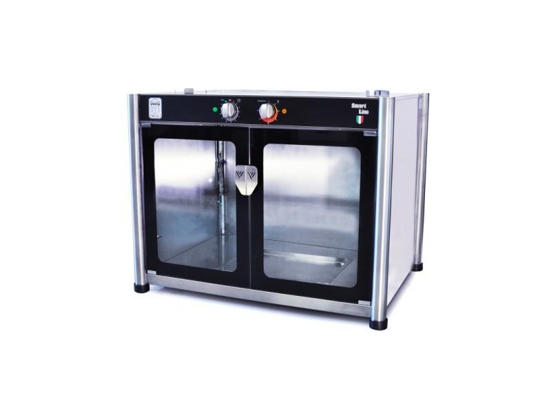 Armoire chauffante ventilé 10 ou 12 niveaux gn 1/1 - vesta - 10 gn 1/1