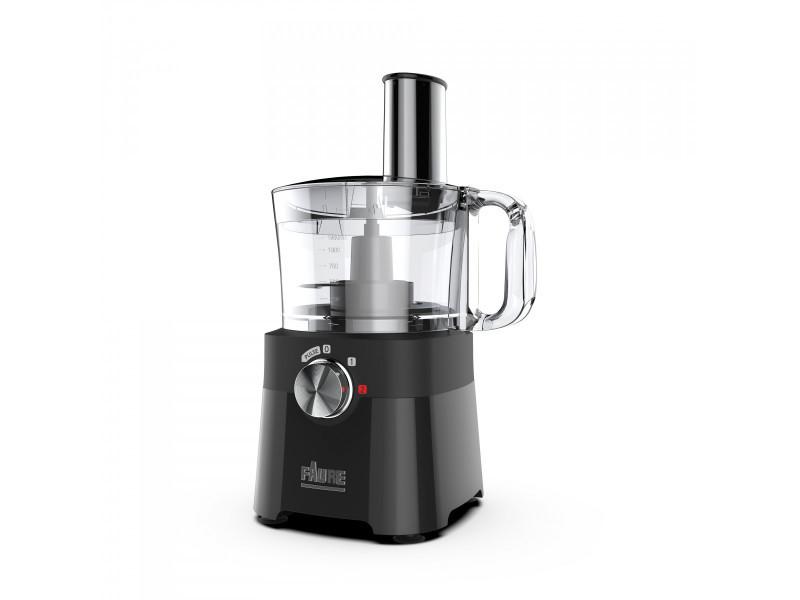 Robot mixer multifonction faure ffp-7f11 - 750w - bol 2l - noir