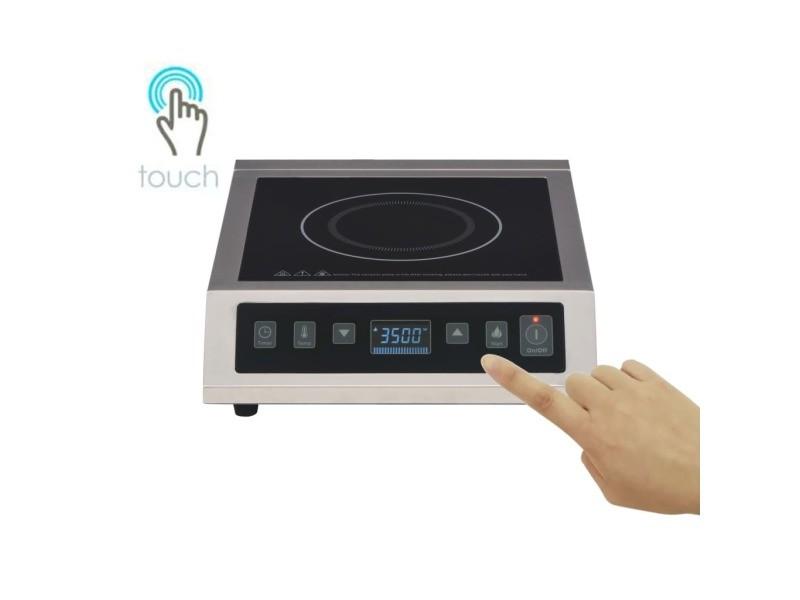 Icaverne - plaques chauffantes collection table de cuisson à induction électrique et écran tactile 3500 w