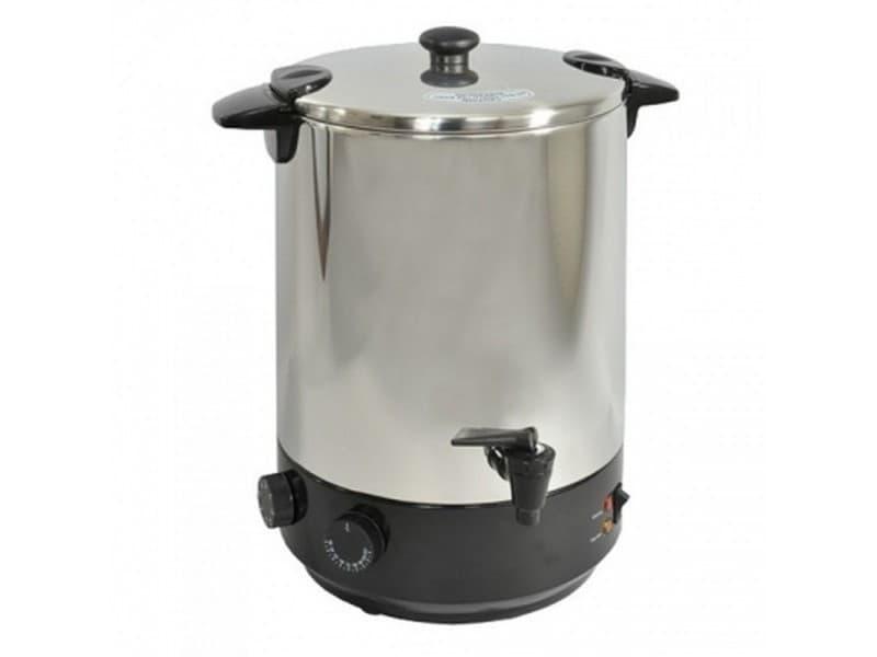 Kitchen chef stérilisateur 19 litres 1650w cuve inox zj200td