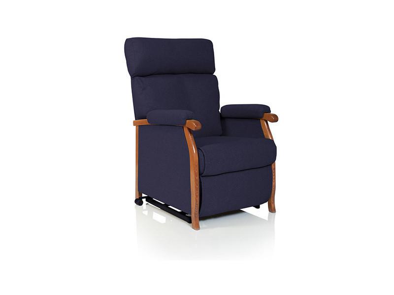 fauteuil releveur 1 moteur panama filaire tissu chin vente de ma literie conforama. Black Bedroom Furniture Sets. Home Design Ideas