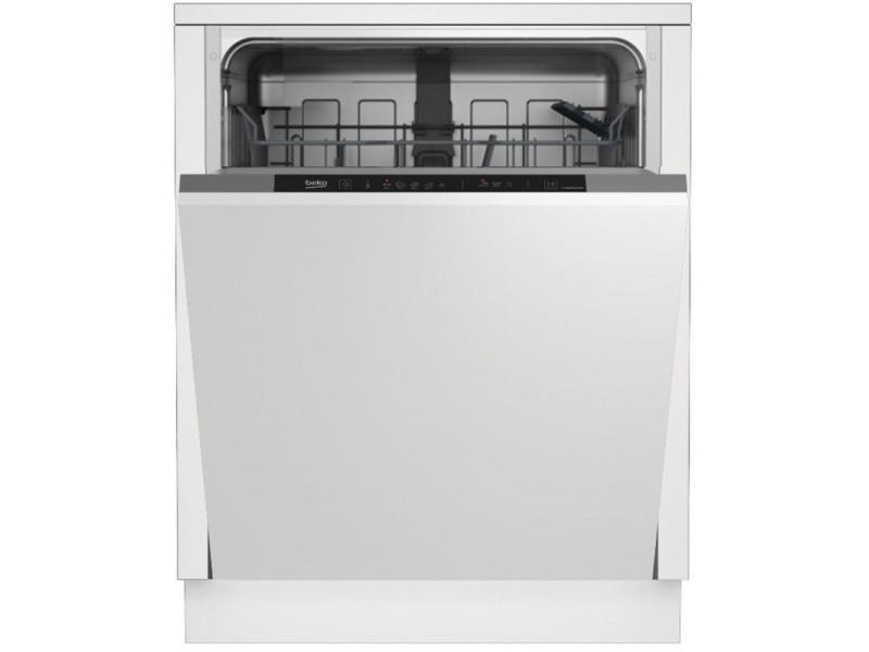 Lave vaisselle tout integrable 60 cm beko pdin 25311