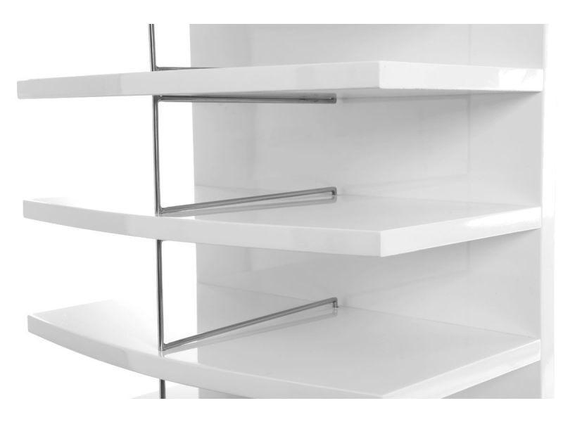 colonne cartonnier blanc design tree vente de bureau composer conforama. Black Bedroom Furniture Sets. Home Design Ideas