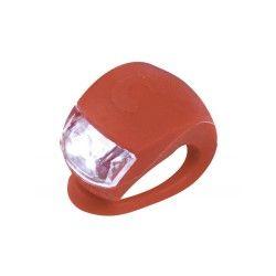 Accessoire trottinette lumiere led rouge