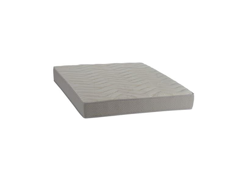Nuit de coton | matelas prélude bio 140x200 cm | latex naturel | soutien ferme 3MA147.1420