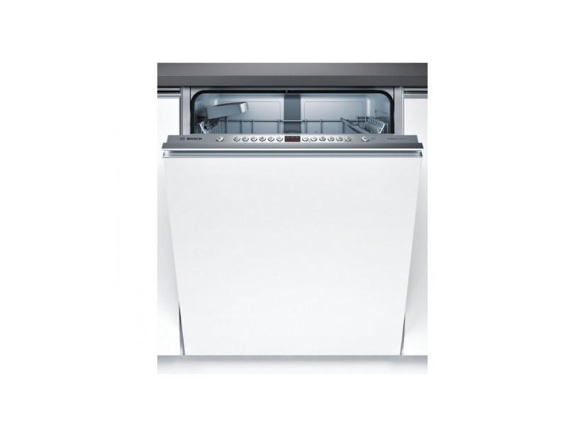 Lave-vaisselle 60cm 13c 42db a++ tout intégrable - smv46ix05e BOSSMV46IX05E