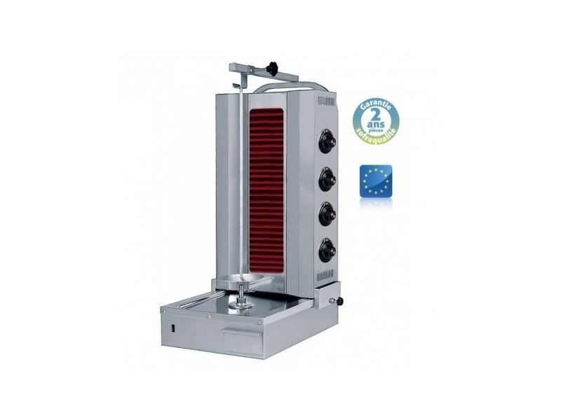 Shoarma vitro électrique - 80 kg -