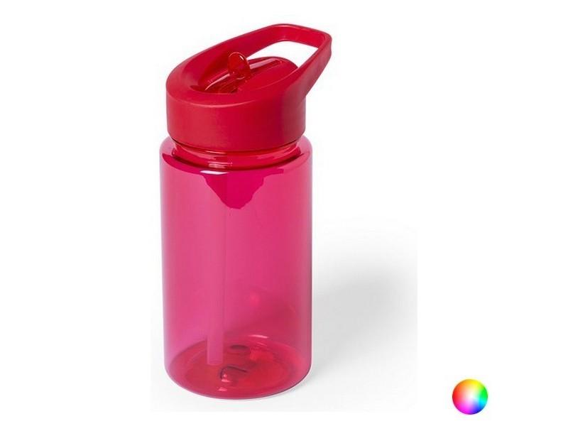 Gourde pour enfant résistant à la chaleur (440 ml) - bouteille couleur - rouge