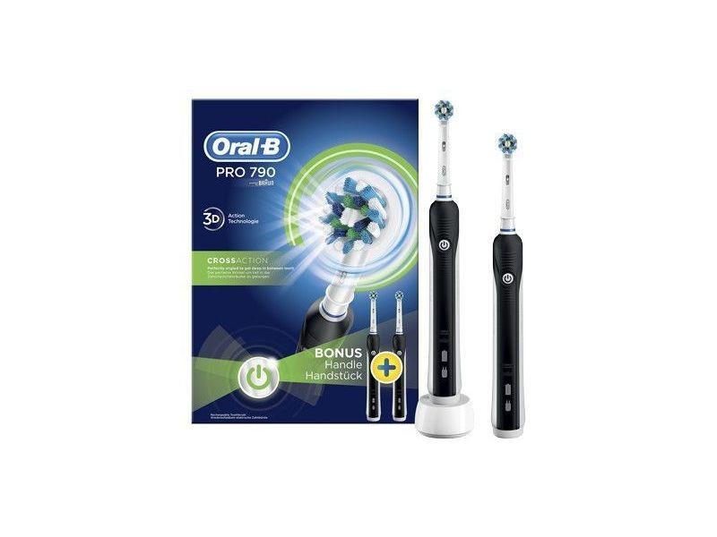 Brosse à dents électrique oral-b pro 790 duopack