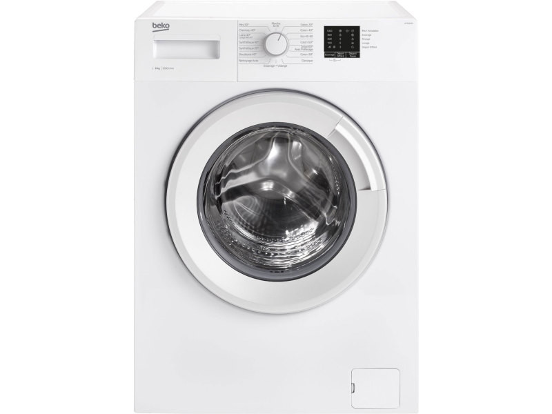 Lave linge frontal beko wts 61003 CDP-WTS61003