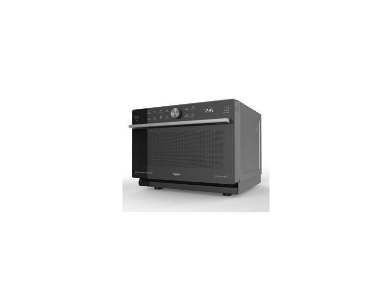 Micro-ondes posable 1000w + grill 1200w, supreme chef, 33l, chaleur pulsée