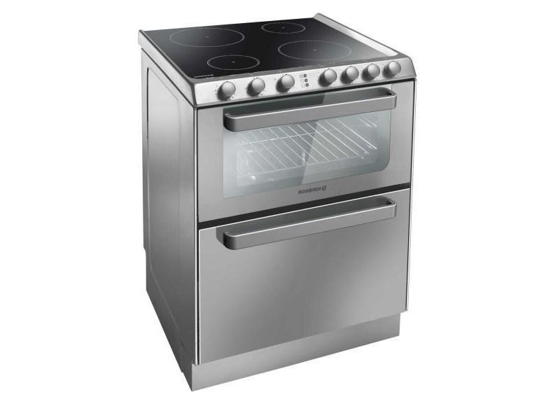 Lave-vaisselle combiné cuisson rosieres - trv60in [classe énergétique a]