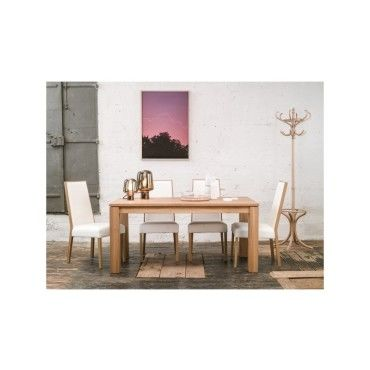 chaises paris lot de 4 tom kelley conforama. Black Bedroom Furniture Sets. Home Design Ideas