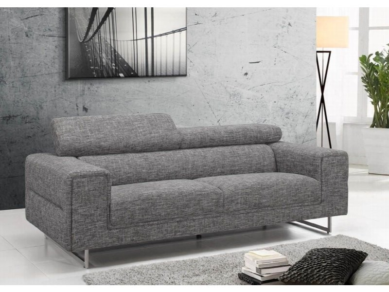 street 3 narbonne grey canap fixe en tissu c117 narbonnegrey vente de canap droit conforama. Black Bedroom Furniture Sets. Home Design Ideas