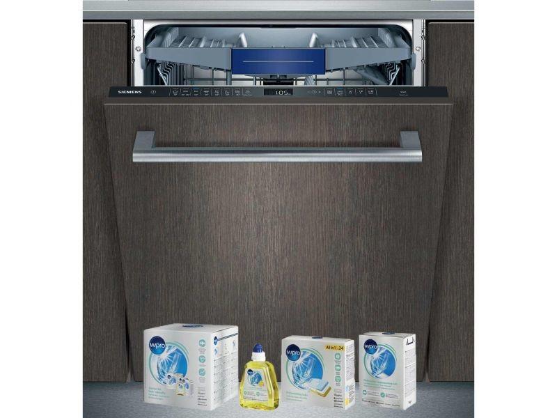 Lave-vaisselle tout intégrable encastrable 41db 14 couverts 60cm zeolite